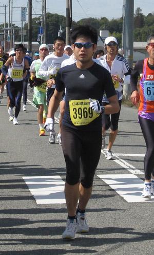 2009年篠山ABCマラソン